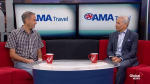 AMA Travel: Discount Card
