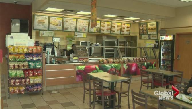 Subway Restaurants National City Ca