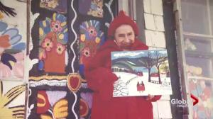 Maud Lewis painting found in Ontario to be displayed at Art Gallery of Nova Scotia