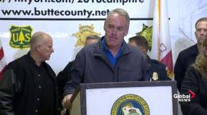 Zinke mum on Trump's California wildfire tweets but says year-after-year wildfires are 'unacceptable'