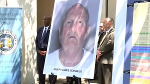 'We found the needle in the haystack:' DA on 'Golden State Killer' arrest