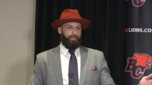 Mike Reilly says he's excited, family excited about move to BC Lions