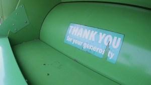 Tragic death sparks calls for re-designed donation bins