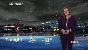 Relief from bitter cold temperatures by Friday