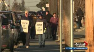 Edmonton residents impacted by Canada Post strike