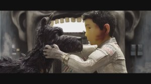 "'Isle of Dogs"" 11-year-old star Koyu Rankin"
