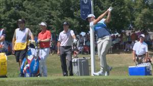Dustin Johnson takes early lead after posting 7-under on Friday at the RBC Canadian Open