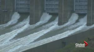 Oldman Dam update: June 18