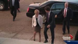 Prime Minister promises to help Alberta through tough times