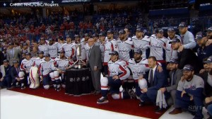 Washington Capitals beat Tampa Bay Lightning to win Eastern Conference, advance to Stanley Cup final