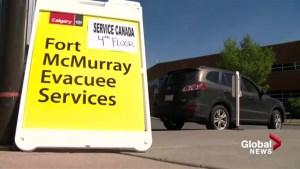 Calgary evacuation centres nearly at capacity