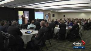 Trade restrictions, Donald Trump topics of discussion at Alberta U.S. Trade Summit