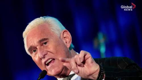 Max 80 Winnipeg >> FBI arrests Trump ally Roger Stone on charges related to Russia investigation | Watch News ...