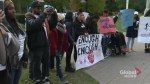 Toronto March looks to bring awareness about gun violence across the city