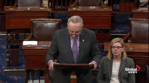 Senate announces major bipartisan budget deal