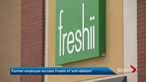 Former Freshii employee says she was fired because of her hearing aids