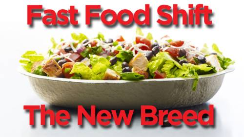 Healthier Fast Food Lunch Choices
