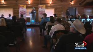 Red Deer makes final preparations to host its first Canadian Finals Rodeo