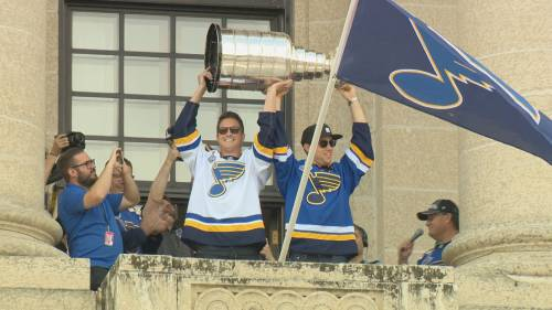 Hockey's Holy Grail visits Regina