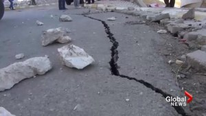 Iran surveys damage after deadly 7.3 magnitude earthquake