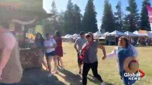 Active shooter reported at California garlic festival