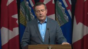 Kenney outlines what would prompt referendum on equalization