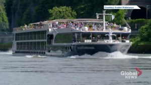 The popularity of river cruises