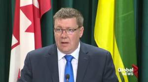 Saskatchewan files constitutional reference case over carbon tax