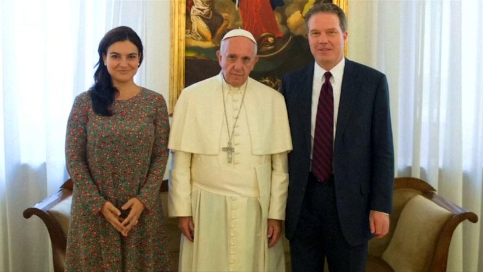 Burke stands down as Vatican spokesman