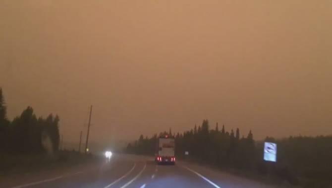 Photos, videos of the 2018 wildfires burning around B.C.