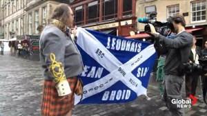 Vlog: The morning after Scotland's referendum