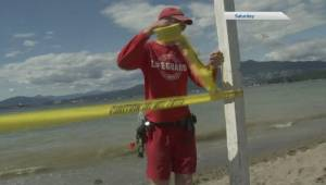 E. Coli concerns return to Vancouver beaches