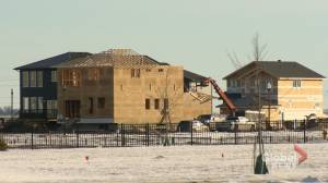 Mortgage stress test stressing Sask. homebuilders