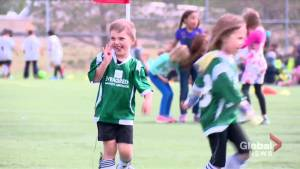 Youth soccer in Saskatoon through the words of a 4-year-old boy