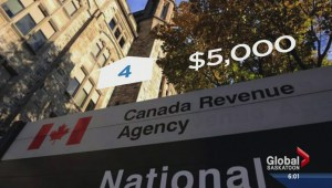 Saskatchewan RCMP sound alarm over Canada Revenue Agency phone scam