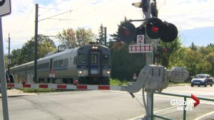 Changes coming to some level crossings on the Deux-Montagnes train line