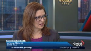 Mancini weighs in on the CAQ's promise to bring preschool to four-year olds