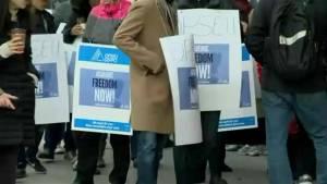 Premier Wynne tables back-to-work legislation for striking college faculty