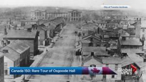 Canada 150: Osgoode Hall (01:49)