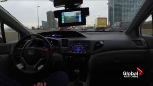 Driverless cars on Canadian roads in 2019?