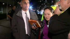 U.S. justice department files charges against Huawei exec held in Canada