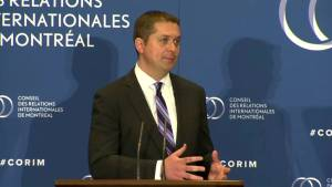 Scheer says he will move Canadian Embassy in Israel from Tel Aviv to Jerusalem