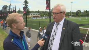 Abbotsford mayor on opening of BC Summer Games