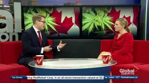 Criminal lawyer on the unanswered questions surrounding marijuana legalization (05:51)