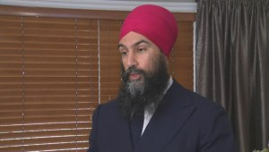 Federal NDP leader opposes Liberal medication plan