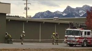 Deadly ammonia leak in Fernie, BC