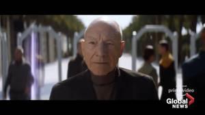 'Star Trek: Picard' trailer