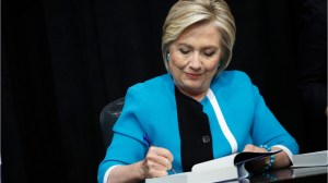 Hillary Clinton writes letter to 8-year-old girl who lost class president election