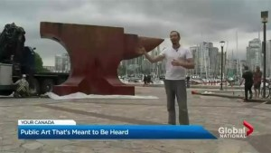 Your Canada: Look and listen before judge Vancouver's newest art installment