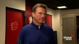 Joel Otto remembers former Calgary Flames defenceman Zarley Zalapski